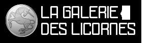 logo La Galerie des licornes