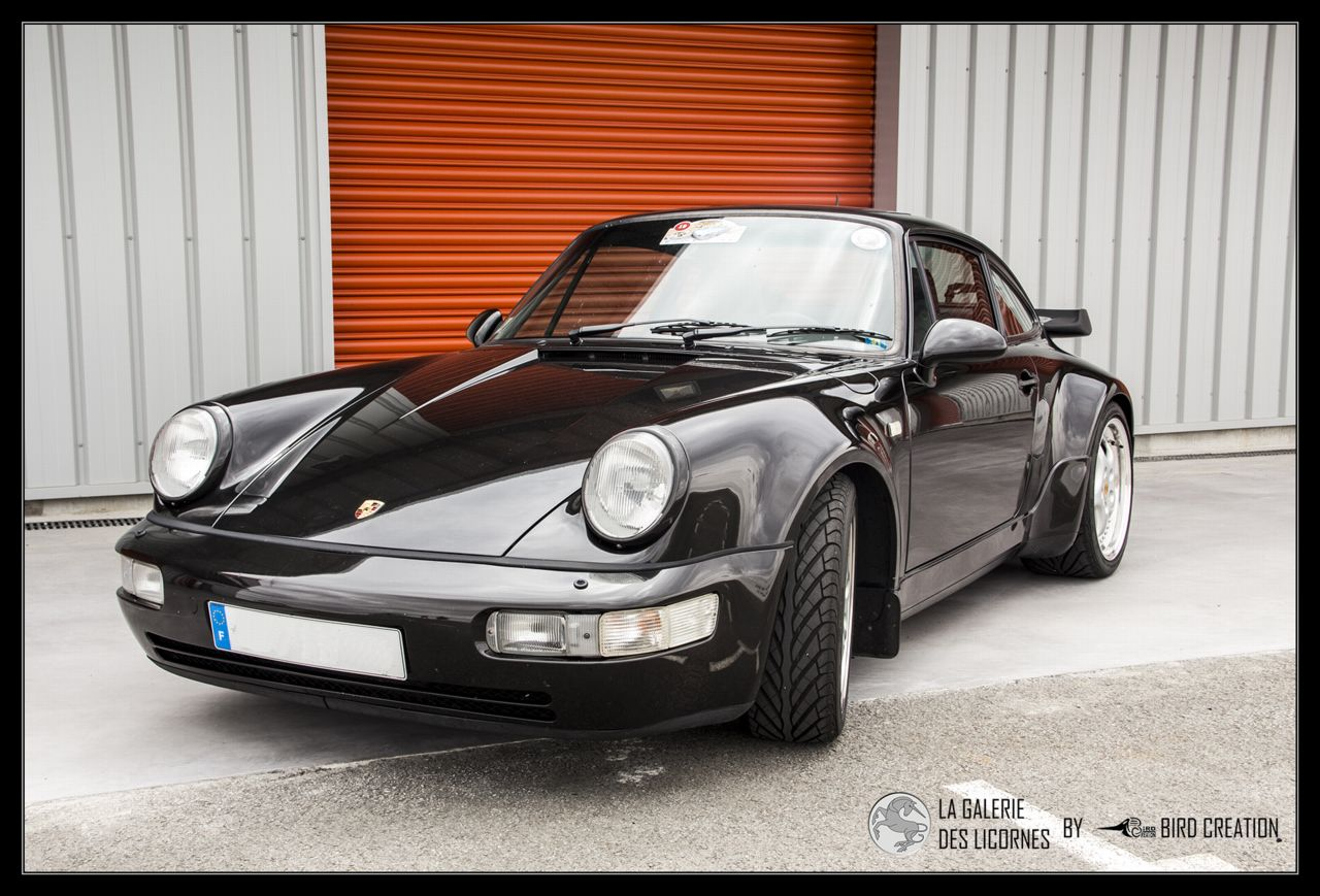Porsche 911 turbo 3,6